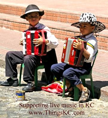 live music kids