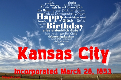 Happy Birthday Kansas City
